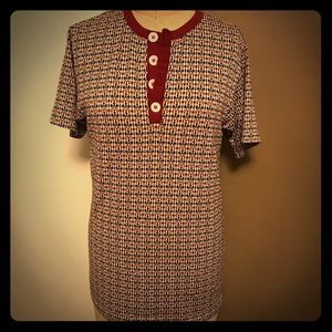 Vintage bowling shirt by Town Craft Plus /JC Penny